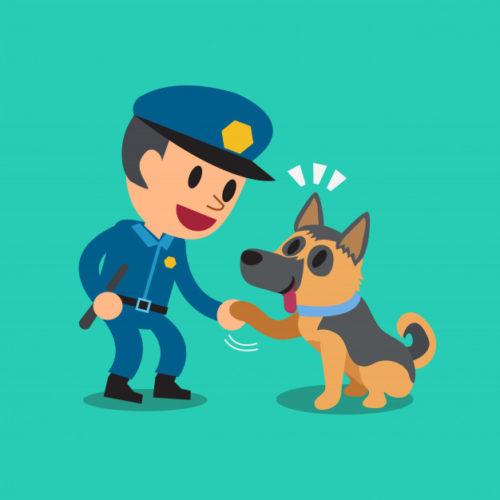 ¡Convirtámonos en policías!