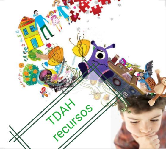 Recursos para el alumnado TDAH